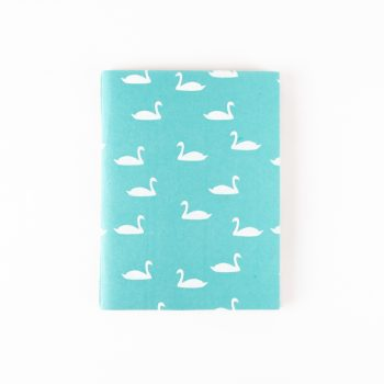Swan print notebook | TradeAid