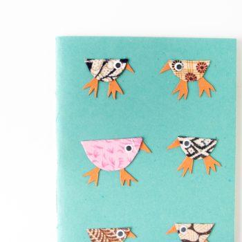 Bird notebook | Gallery 1 | TradeAid