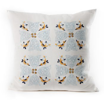 Exotic bird cushion cover | TradeAid