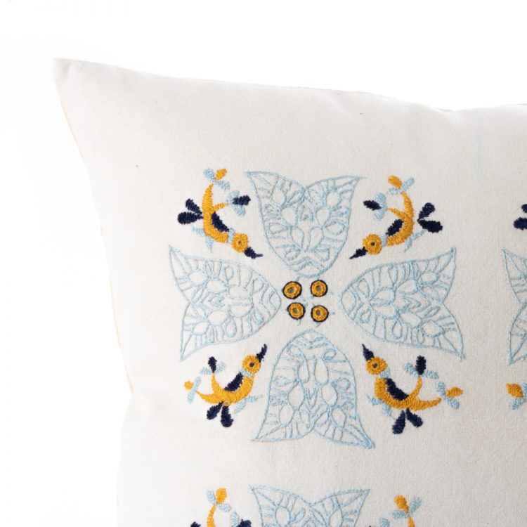 Exotic bird cushion cover | Gallery 1 | TradeAid
