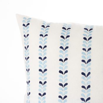 Climbing leaves cushion cover | Gallery 1 | TradeAid