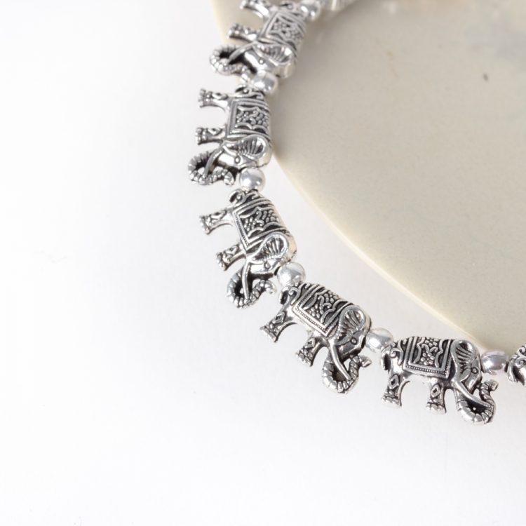 Elephant chain bracelet | Gallery 2 | TradeAid
