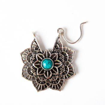 Lotus earrings   Gallery 2   TradeAid