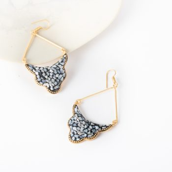 Mosaic arch earrings | Gallery 1 | TradeAid