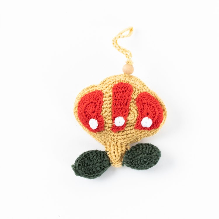 Pohutukawa hanging decoration | TradeAid