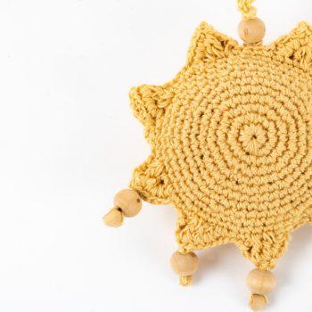 Crochet star hanging | Gallery 2 | TradeAid