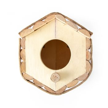 Wall mounted birdhouse | TradeAid
