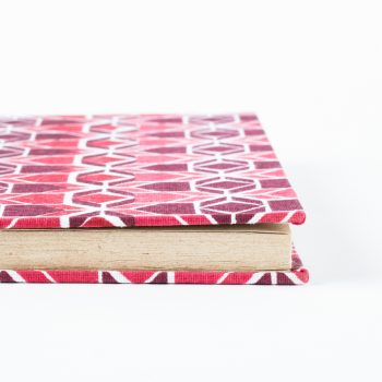 Geometric print notebook   Gallery 1   TradeAid