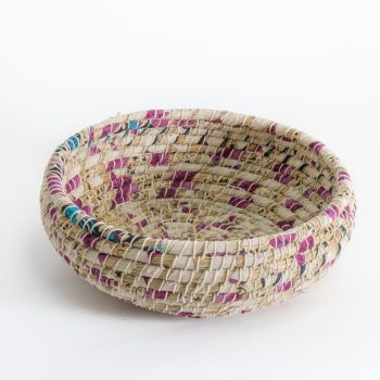 Kaisa and sari dhaka bowl | TradeAid