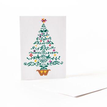 Decorative tree card | TradeAid