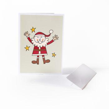Happy santa card | TradeAid