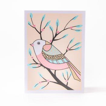 Pretty bird card | Gallery 1 | TradeAid