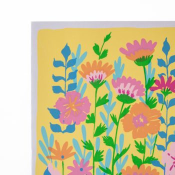 Vibrant flower card | Gallery 2 | TradeAid