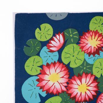 Lotus pond card | Gallery 2 | TradeAid