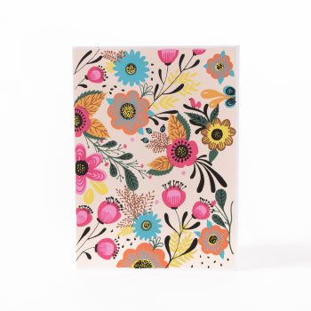 Multi floral card | TradeAid