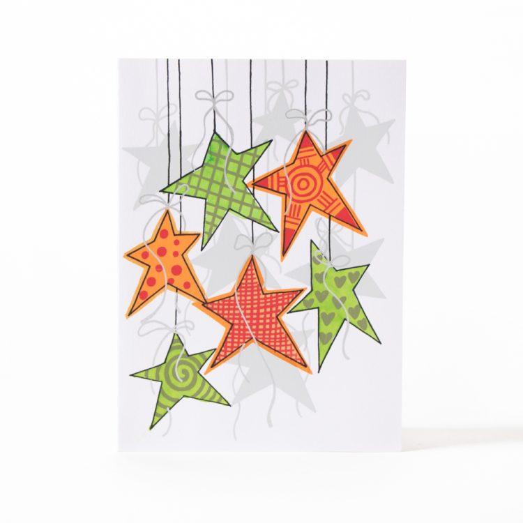 Star decoration card | TradeAid