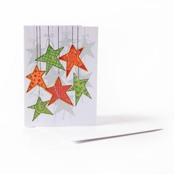Star decoration card | Gallery 1 | TradeAid