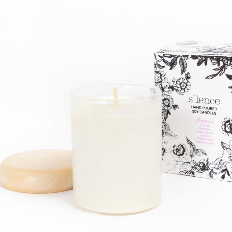Provence lavender soy candle | Gallery 1 | TradeAid
