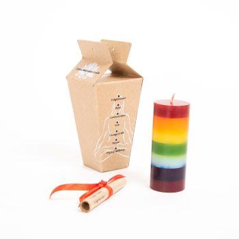 Chakra candle | TradeAid