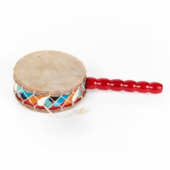 Salvador damru drum | TradeAid