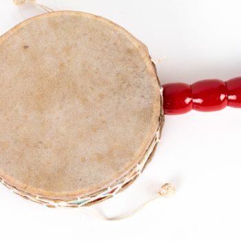 Salvador damru drum | Gallery 2 | TradeAid