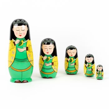 Princess nesting doll | TradeAid