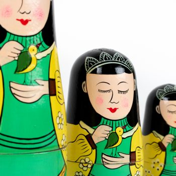 Princess nesting doll | Gallery 2 | TradeAid