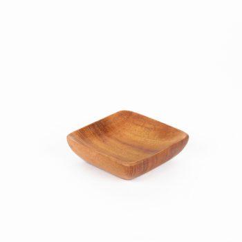 Neem wood tiny dish | TradeAid