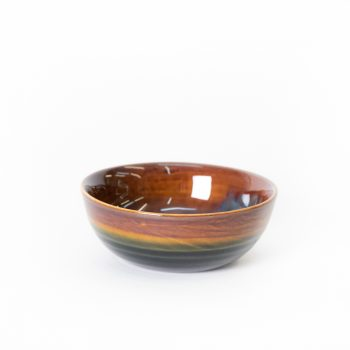 Rust brown small bowl | TradeAid