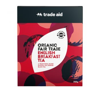 English breakfast tea – 100 tea bags | TradeAid