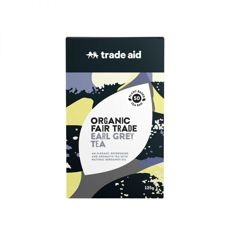 Earl grey tea – 50 tea bags | TradeAid