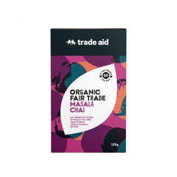 Masala chai – 50 tea bags | TradeAid