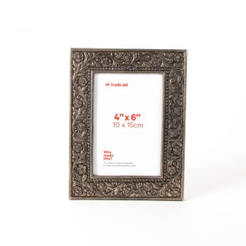 Brass photo frame | TradeAid