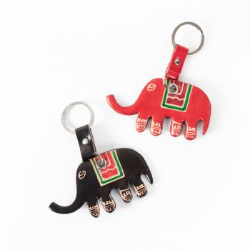 Elephant key ring | TradeAid