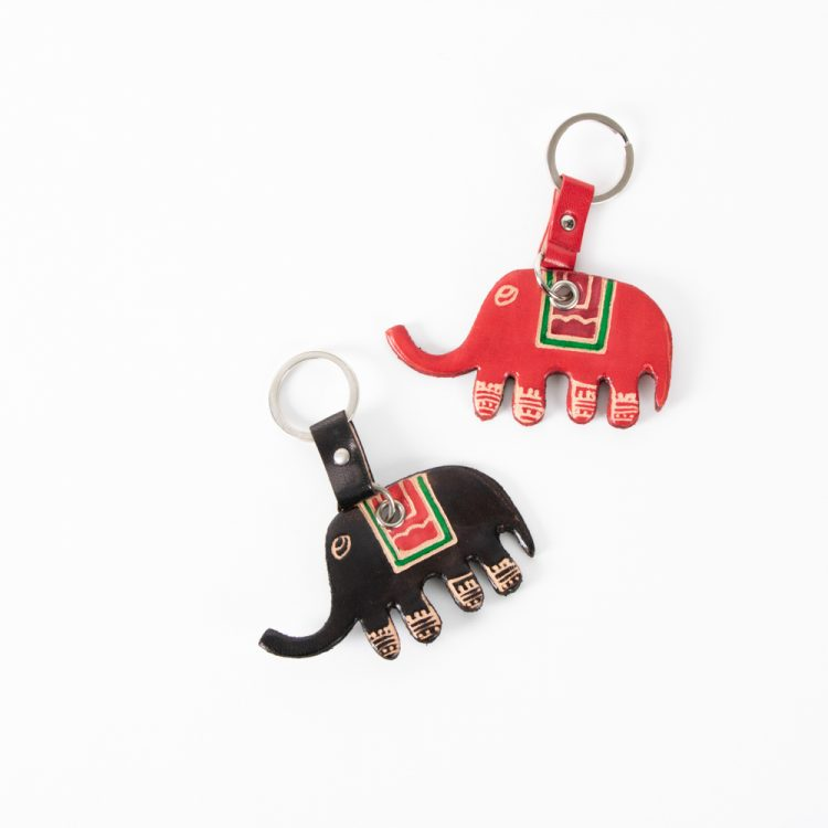 Elephant key ring   Gallery 1   TradeAid