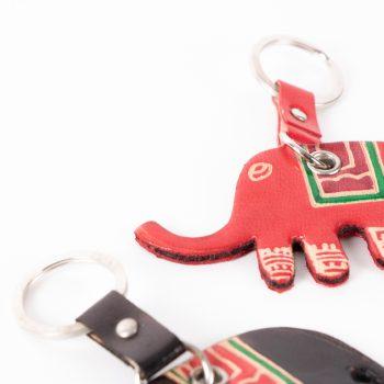 Elephant key ring   Gallery 2   TradeAid