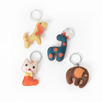 Animal key ring | TradeAid
