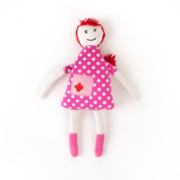 Pink doll toy   TradeAid