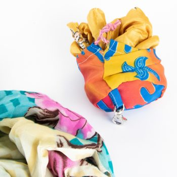 Sari fold up shopper | Gallery 2 | TradeAid