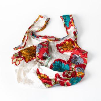 Sari fold up shopper | TradeAid