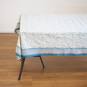 Leaf table cloth | TradeAid