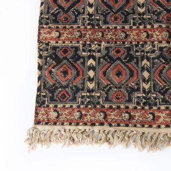 Abstract kalamkari rug   Gallery 2   TradeAid