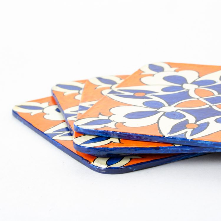 Paper mache coaster | Gallery 1 | TradeAid