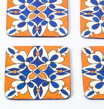 Paper mache coaster | Gallery 2 | TradeAid