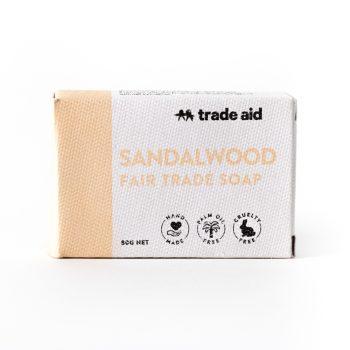 Sandalwood soap | TradeAid
