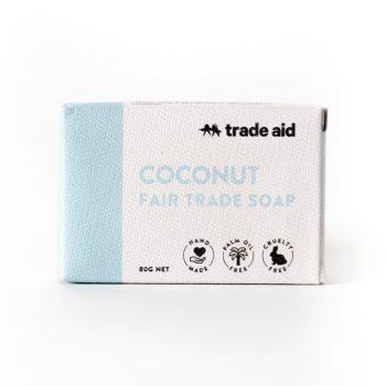 Coconut soap | TradeAid
