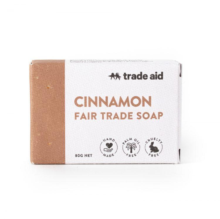 Cinnamon soap   Gallery 1   TradeAid