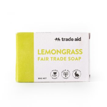 Lemongrass soap | TradeAid