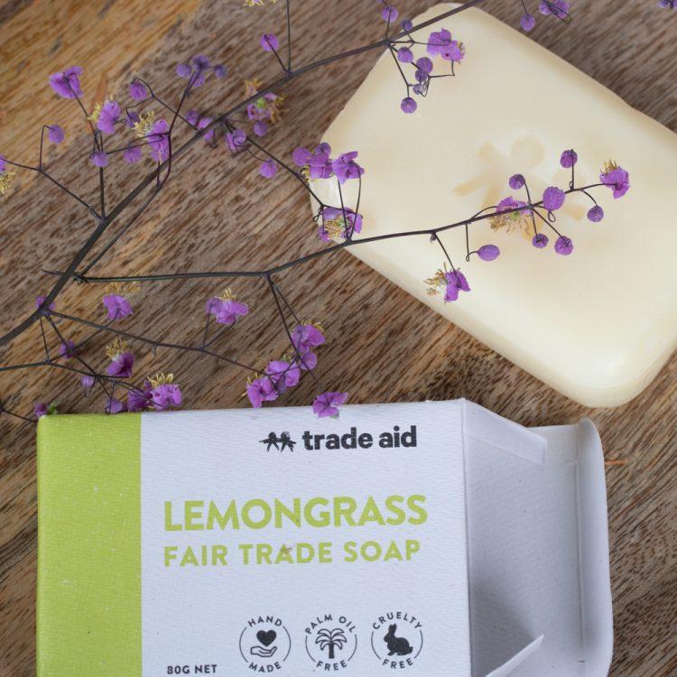 Lemongrass soap | Gallery 1 | TradeAid
