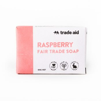 Raspberry soap | Gallery 2 | TradeAid